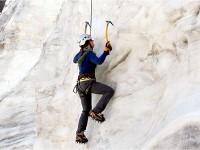 Trekking en Glaciar y Escalada en Hielo