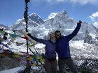 Trekking al Campo Base del Everest / Island Peak
