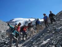 Curso Básico de Montaña con Ascenso al Cerro El Plomo 5424 msnm. 20 al 25 de Febrero 2018