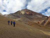 Cerro Las Tórtolas 6160 msnm.